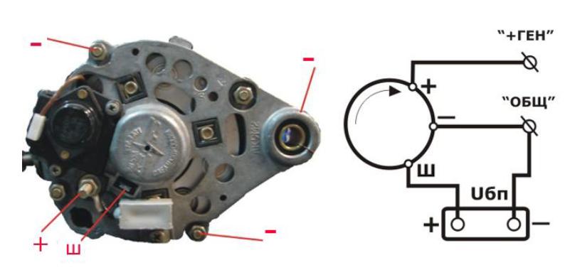 схема подключения генератора к испытателоьному стенду.png